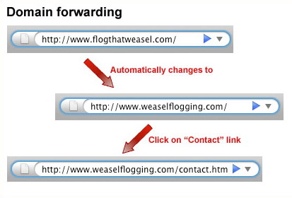 domainforwarding